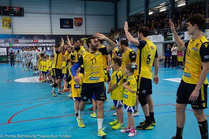 Handball sarrebourg