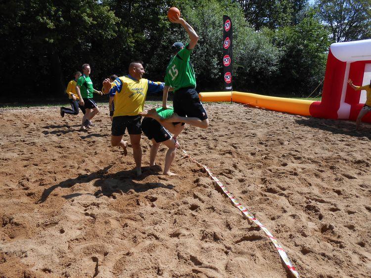 Sandball Langatte Juillet 2018