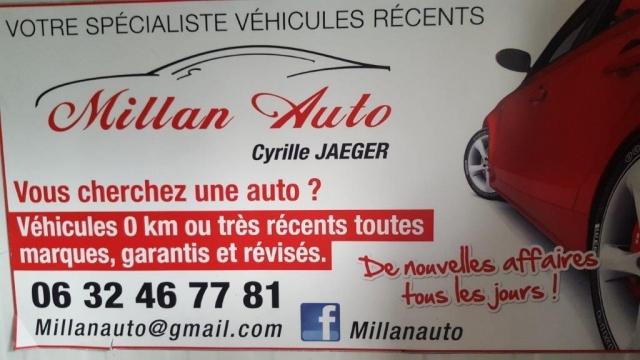 MILLANAUTO soutient le SMSHB !