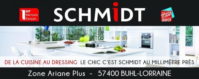 SCHMIDT Sarrebourg soutient le SMSHB !