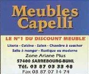 Meubles Capelli soutient le SMSHB !