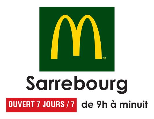 macdonal'd Sarrebourg soutient le SMSHB