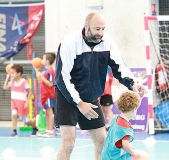 Benoit GILBERT babyhand
