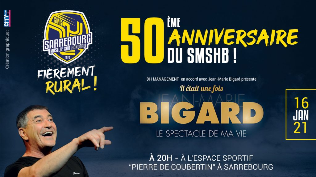 Spectacle Bigard 2021