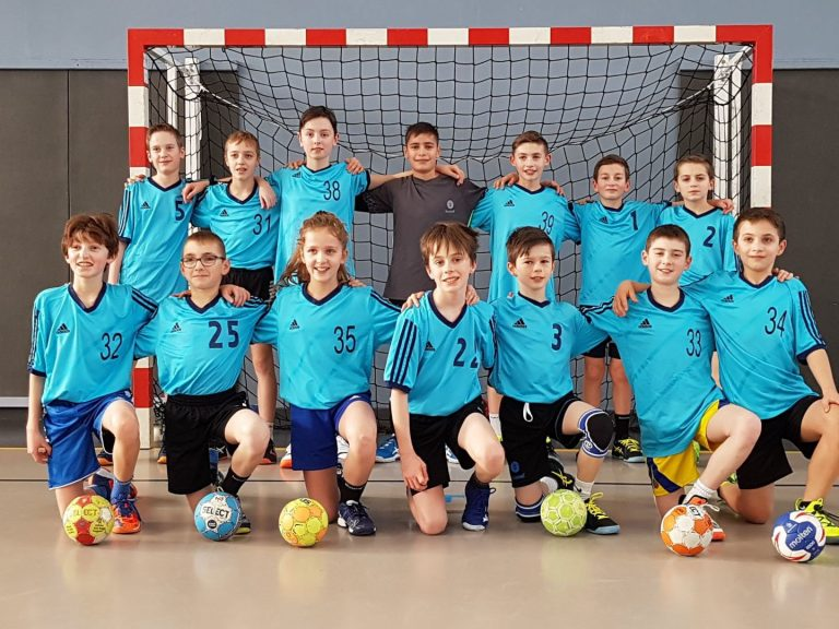 section sportive handball college