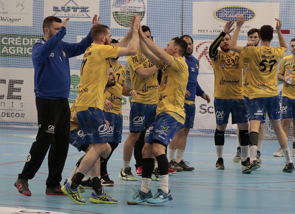 handball SMSHB Proligue