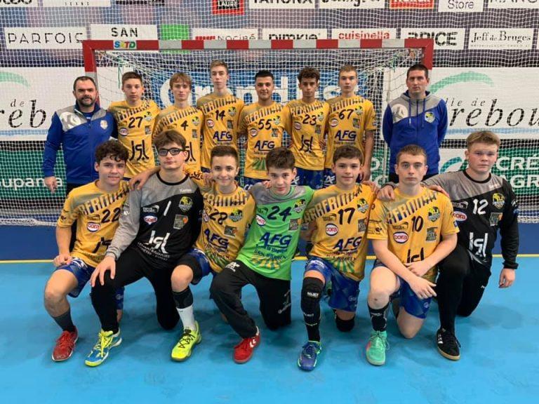 SMSHB - Championnat de france pour les - de 18 ans :