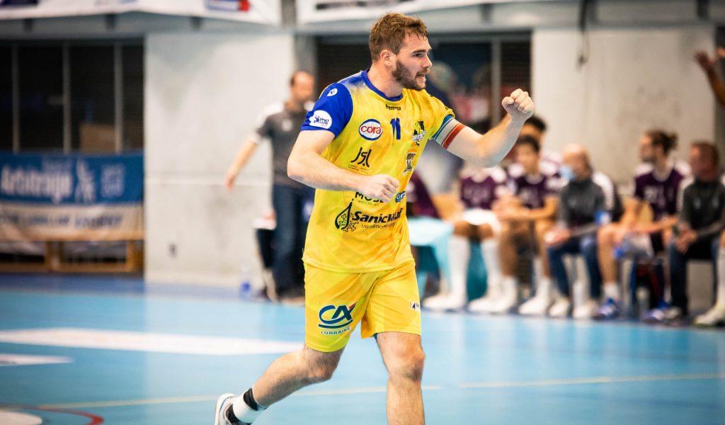 Dylan Grandjean Sarrebourg Sélestat
